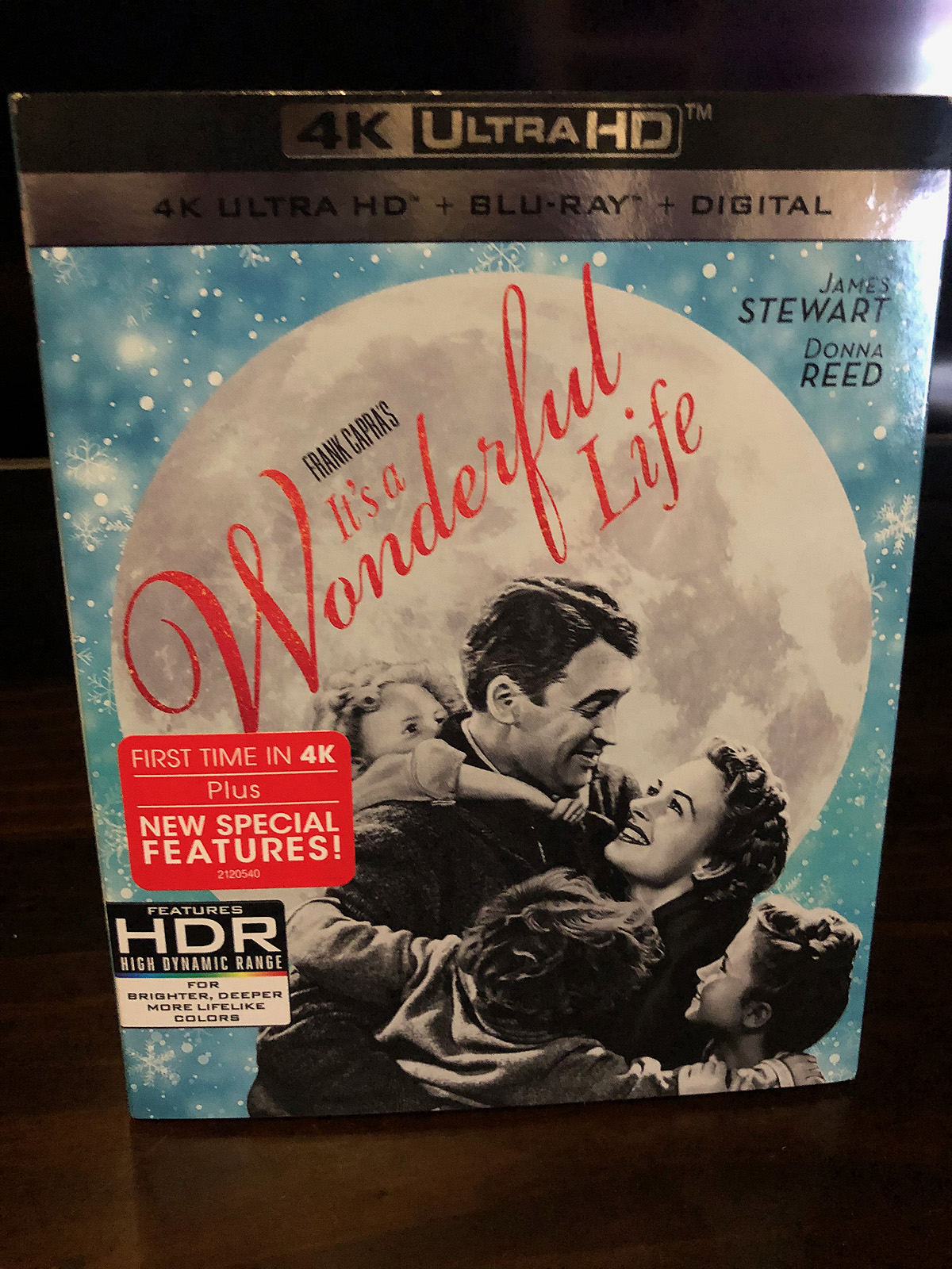 It's a Wonderful Life 4K