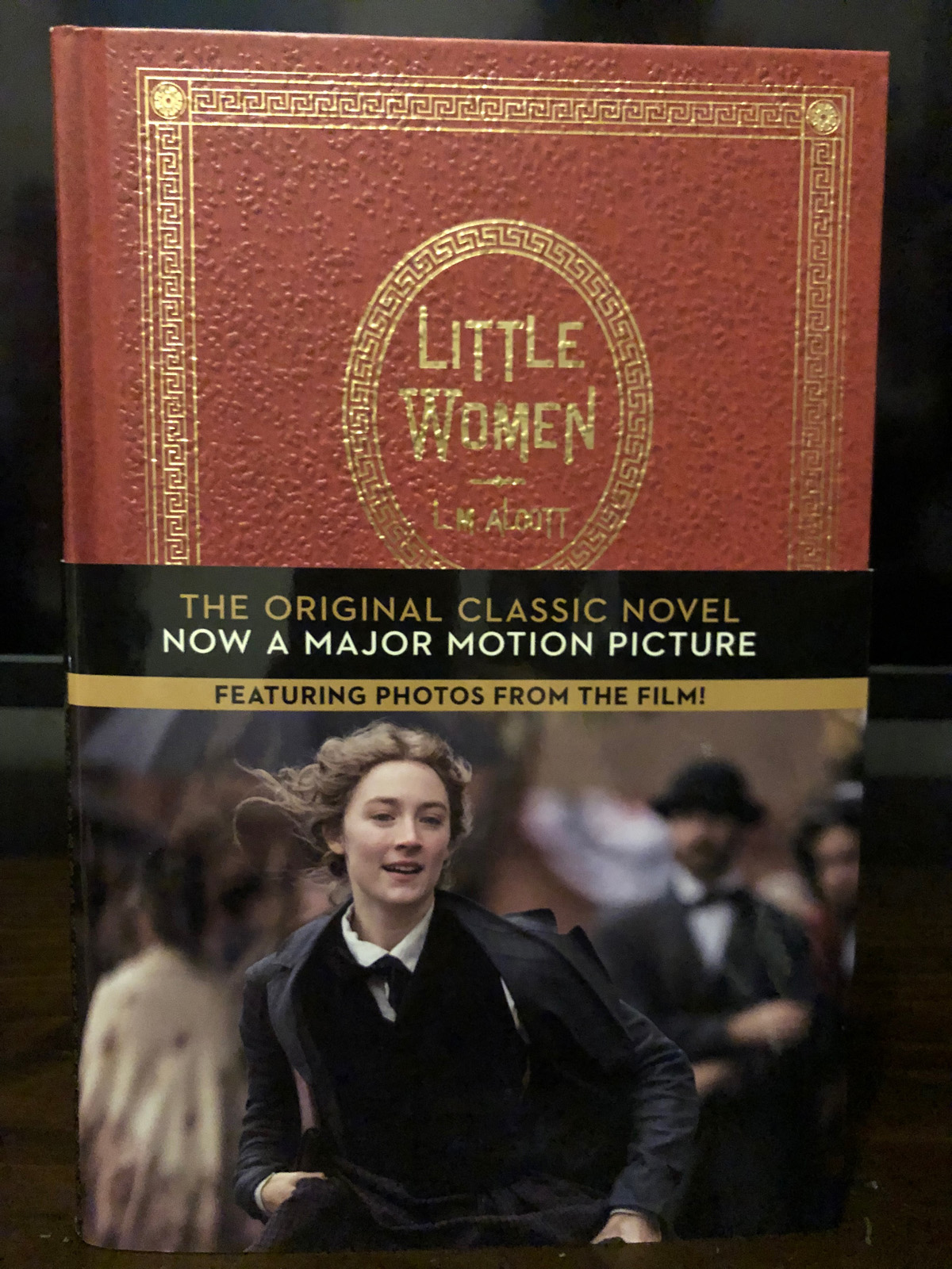 Little Women: The Classic Novel with Movie Photos