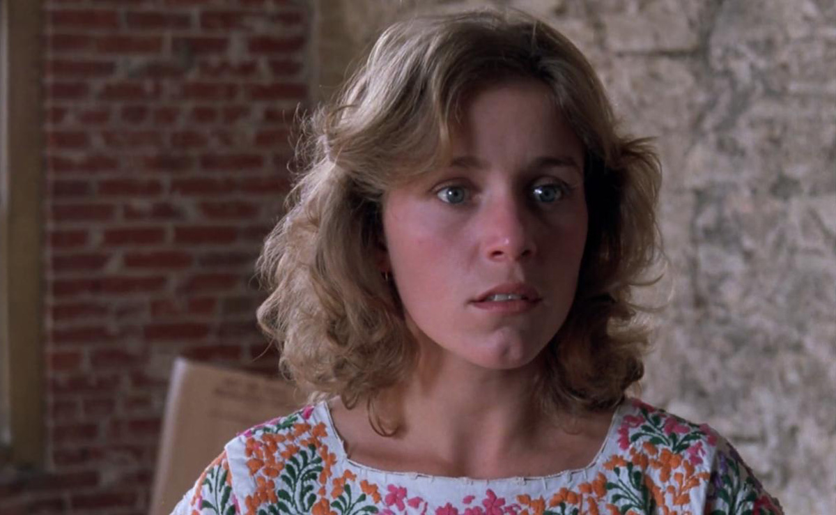 Holly Hunter - Blood Simple (1984)