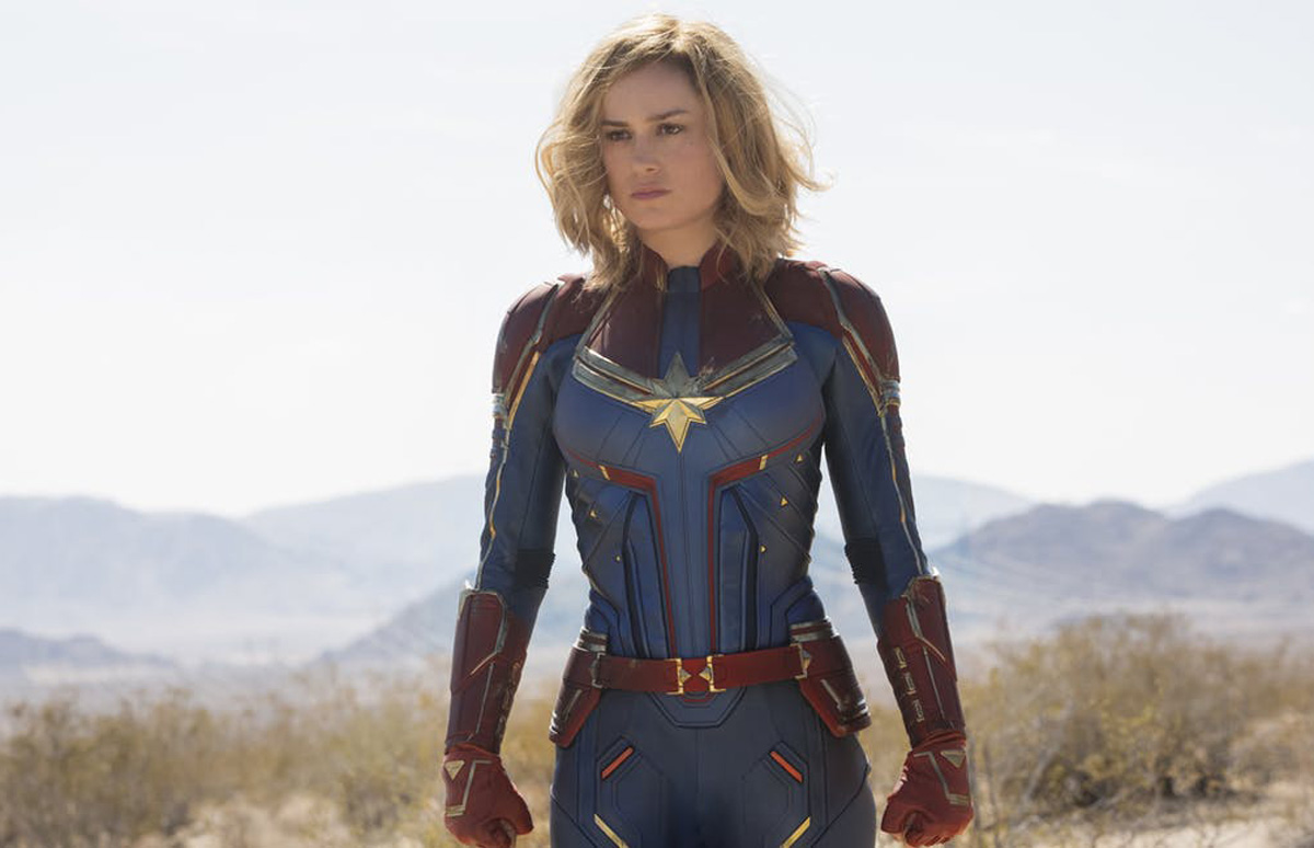 #7: Captain Marvel (March 8)