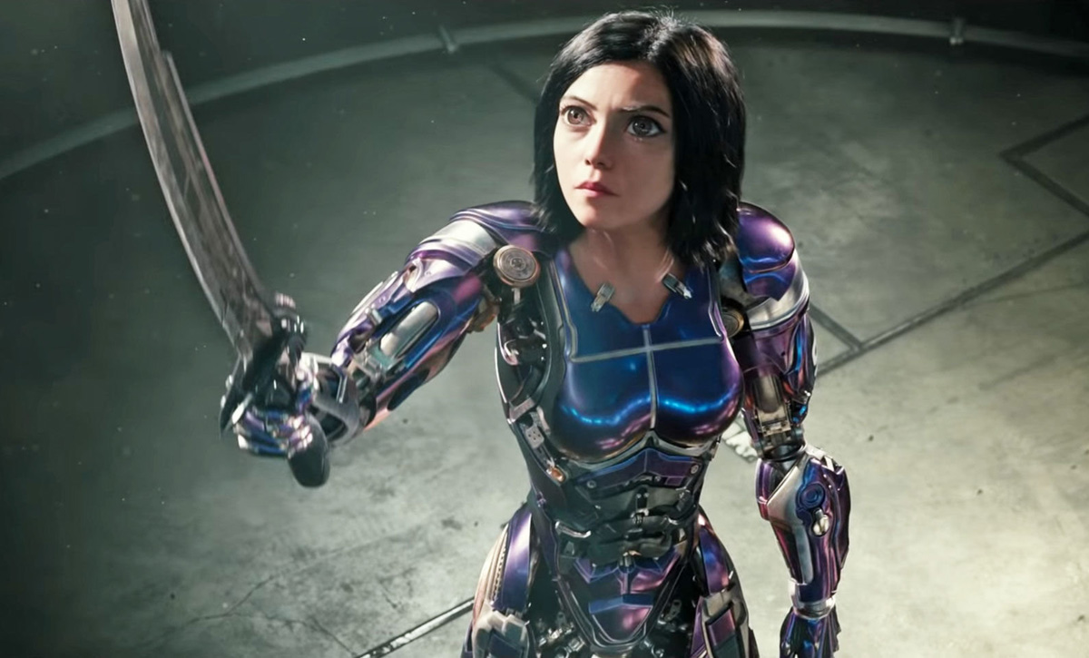 #20: Alita: Battle Angel (Feb 14)