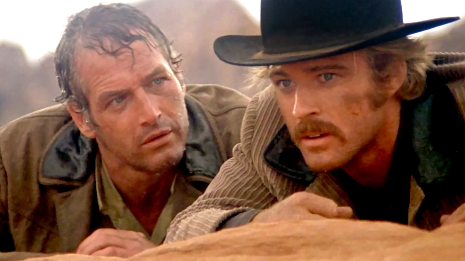 Robert LeRoy Parker and Harry Longabaugh, Butch Cassidy and the Sundance Kid (1969)