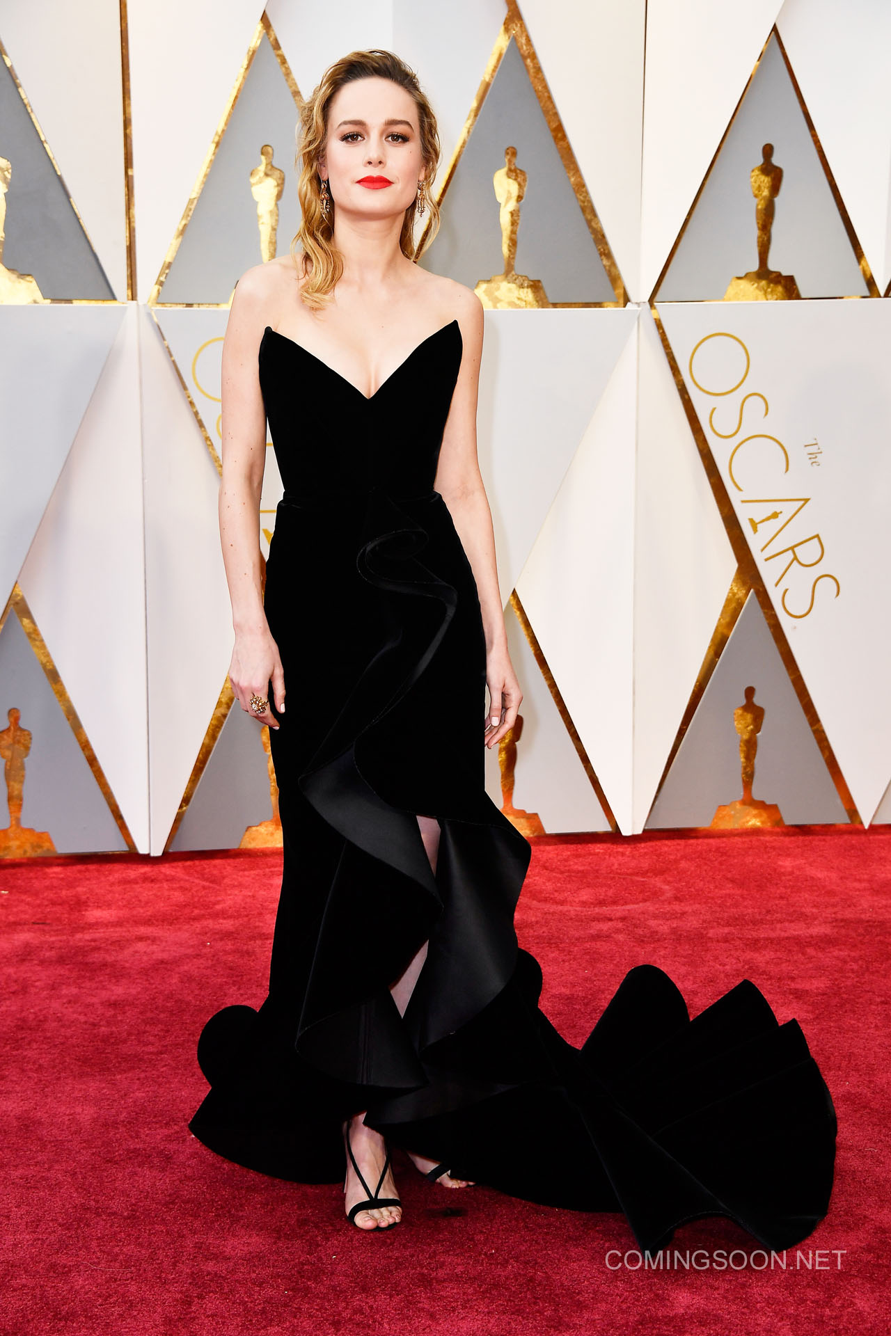 The 89th Oscars Red Carpet