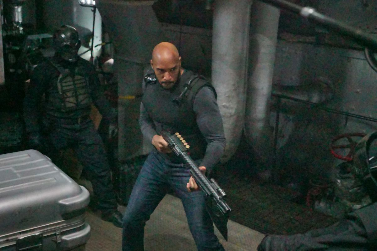 Agents of SHIELD 5.13
