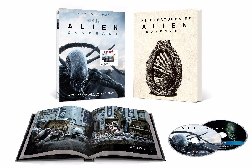 Target Exclusive Alien: Covenant