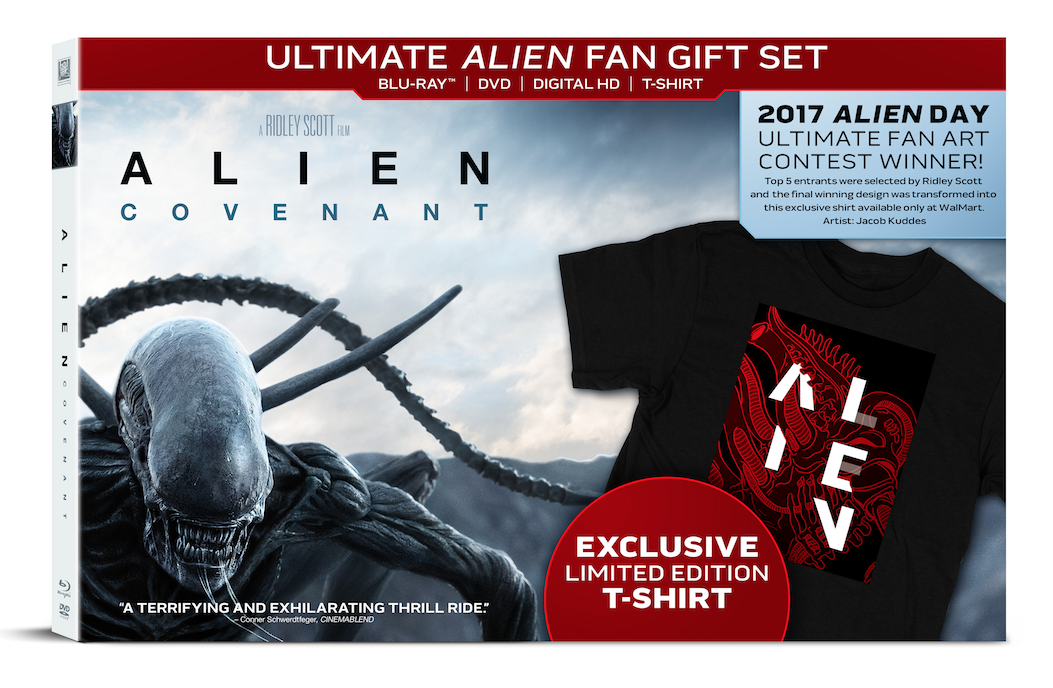 Walmart Exclusive Alien: Covenant