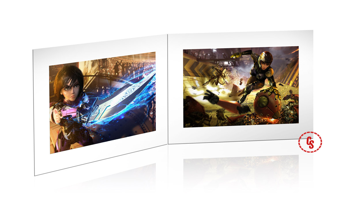 Alita: Battle Angel Limited Edition Collector's Book Set