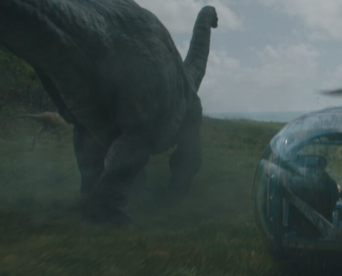 Apatosaurus in JURASSIC WORLD: FALLEN KINGDOM (2018)