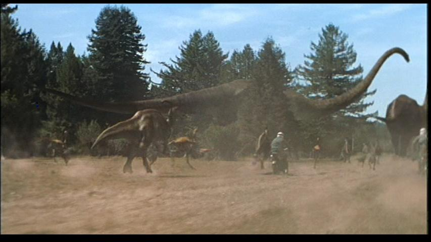 Gallimimus in The Lost World: Jurassic Park (1997)