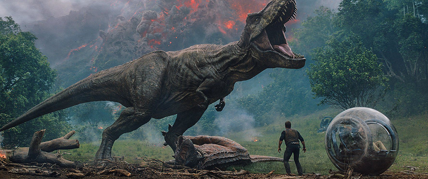 in JURASSIC WORLD: FALLEN KINGDOM (2018)