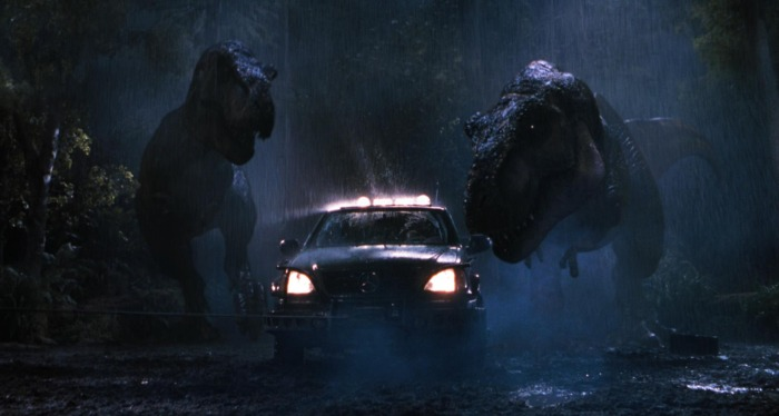 Tyrannosaurus Rex in The Lost World: Jurassic Park (1997)