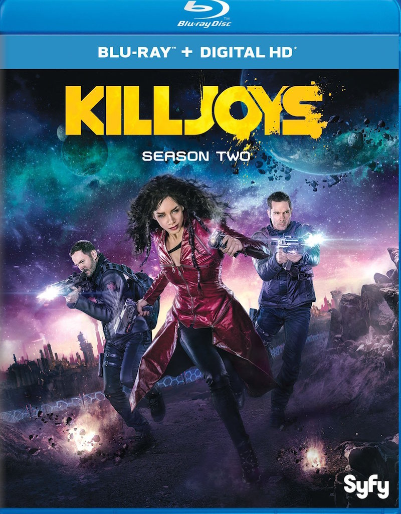 Killjoys - Season Two