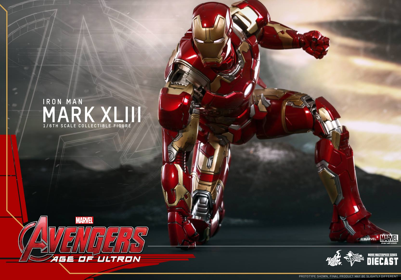 Avengers Age of Ultron Iron Man Helmet Avengers Age of Ultron Iron