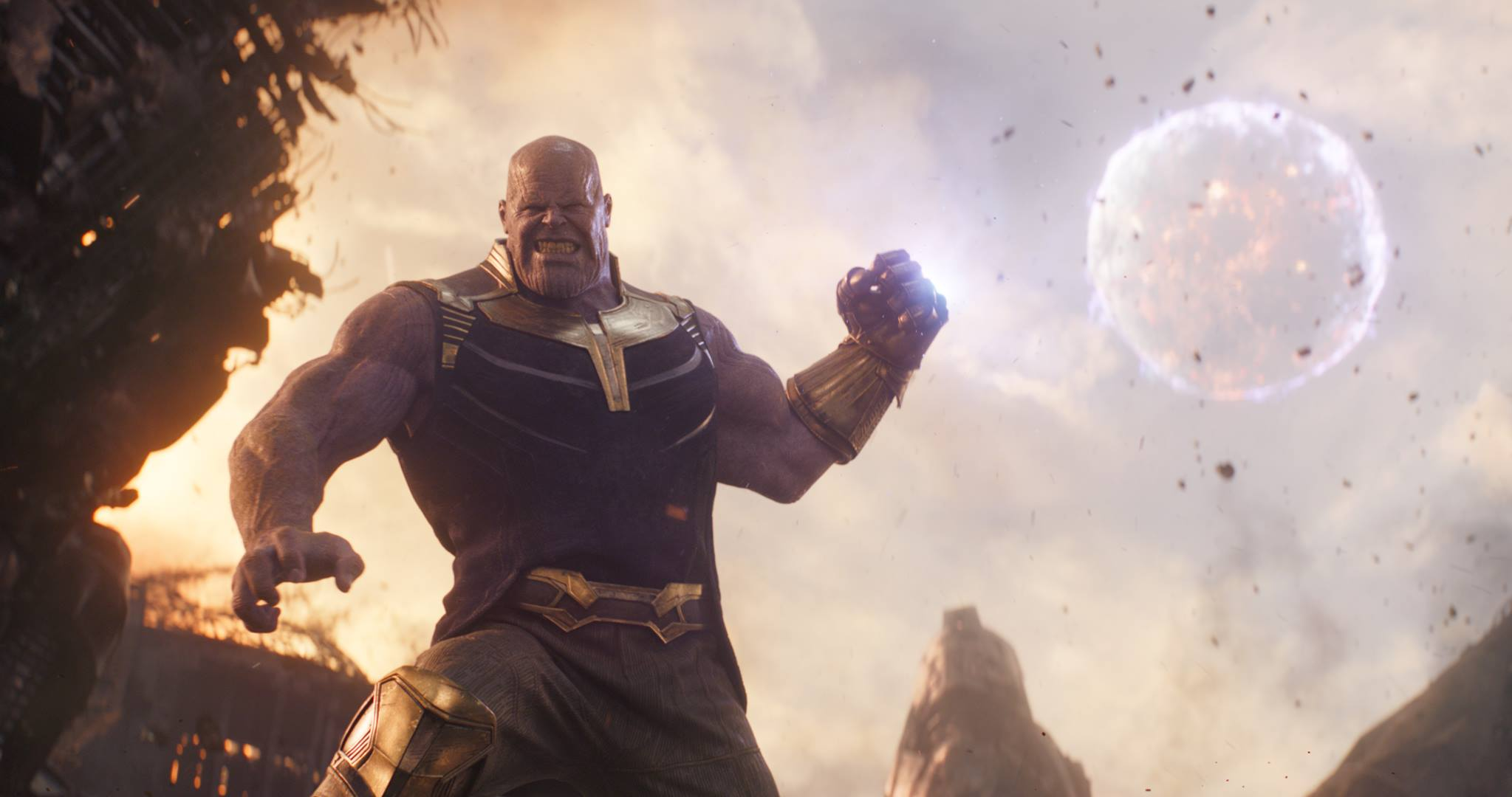 Avengers: Infinity War Release Date Moved Up to April!