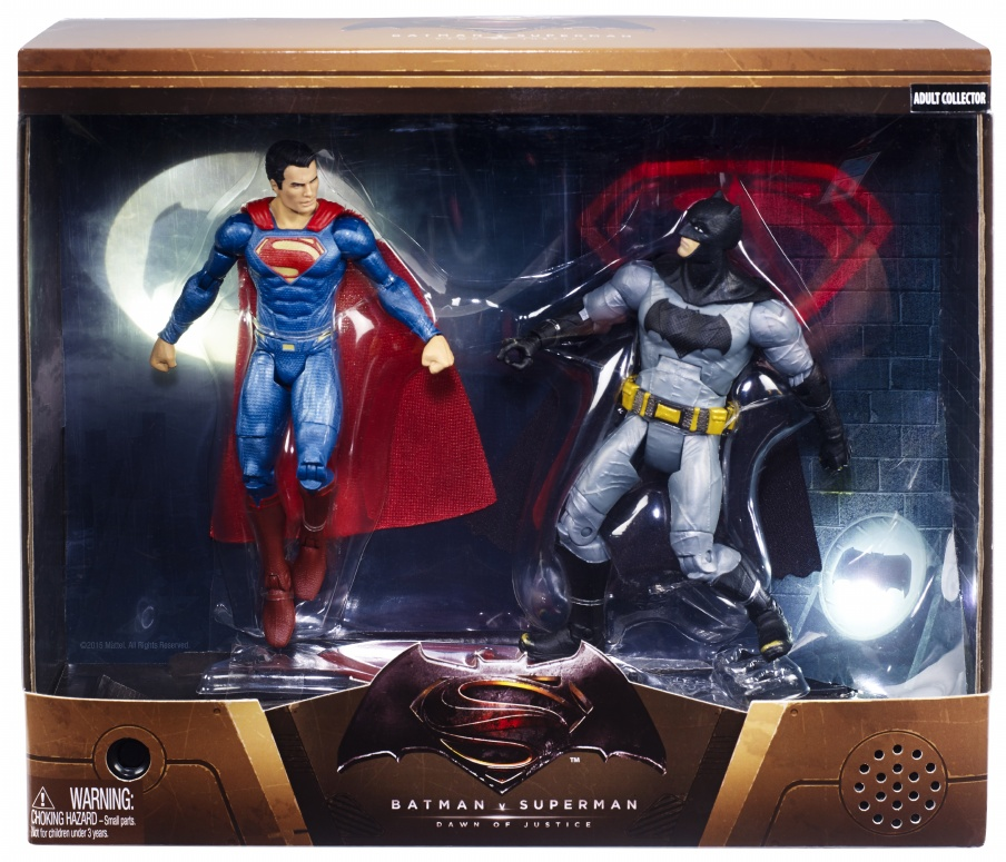 Batman v Superman Two-Pack