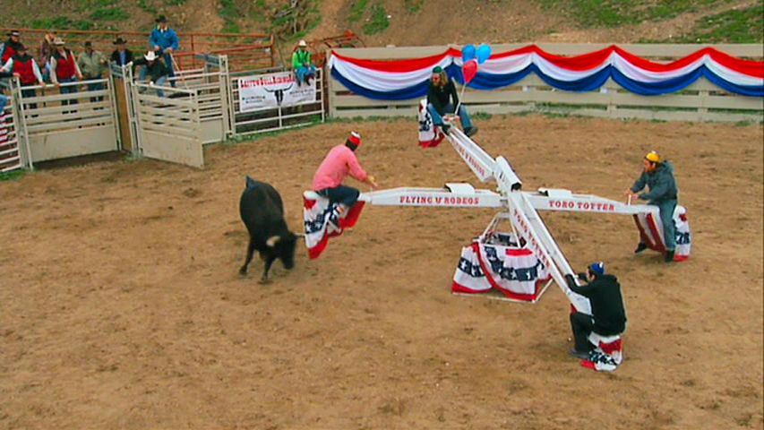 #11 The Toro Totter (Jackass Number Two)