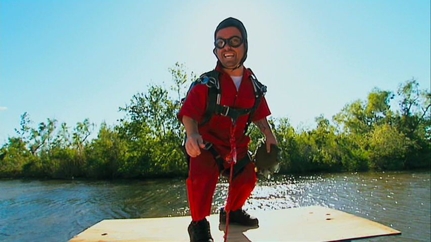 #50 The Swamp Chute (Jackass Number Two)
