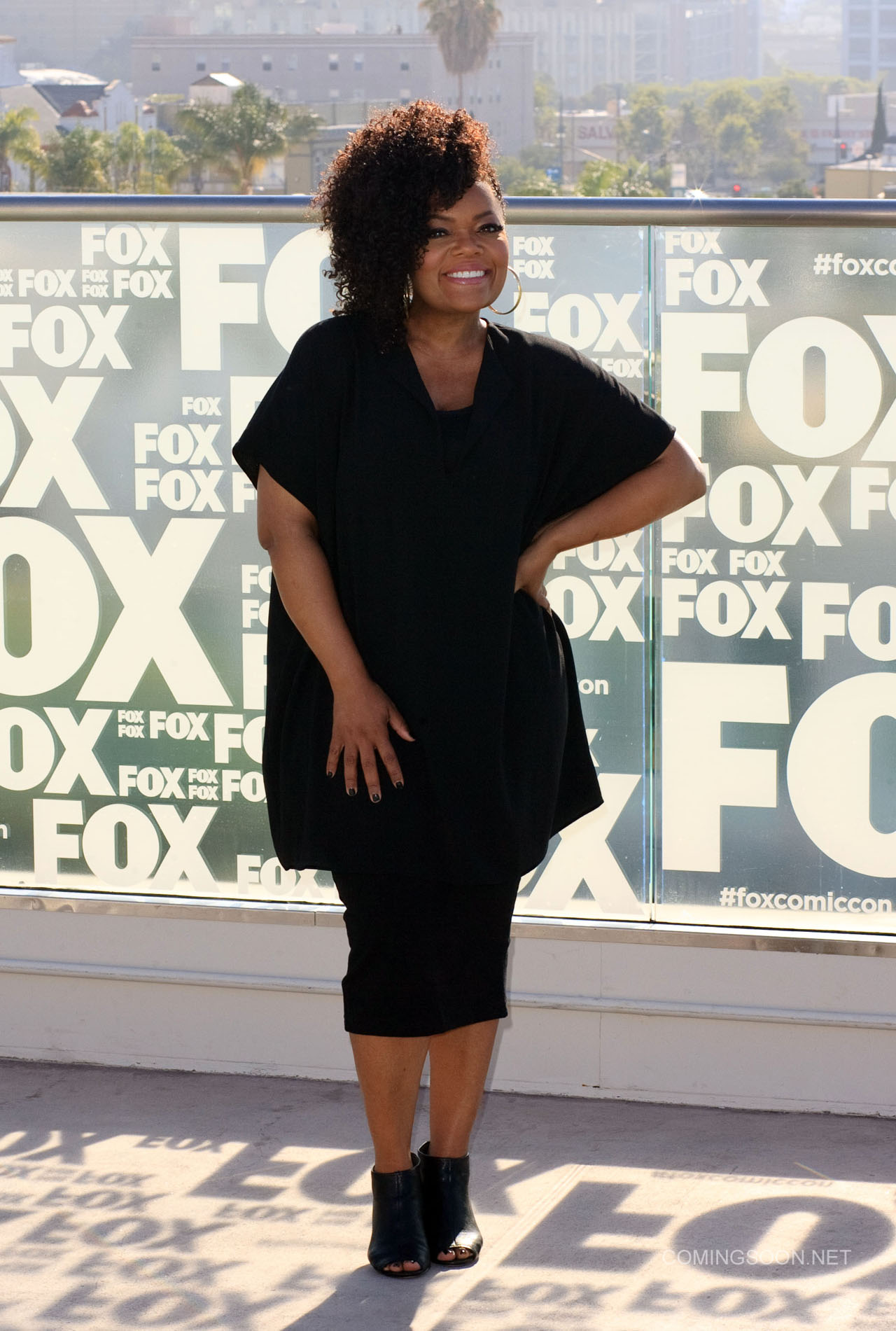 Fox Comic Con breakfast with the cast of Walking Dead and Outcast Featuring: Yvett Nicole Brown Where: San Diego, California, United States When: 22 Jul 2016 Credit: Tony Forte/WENN