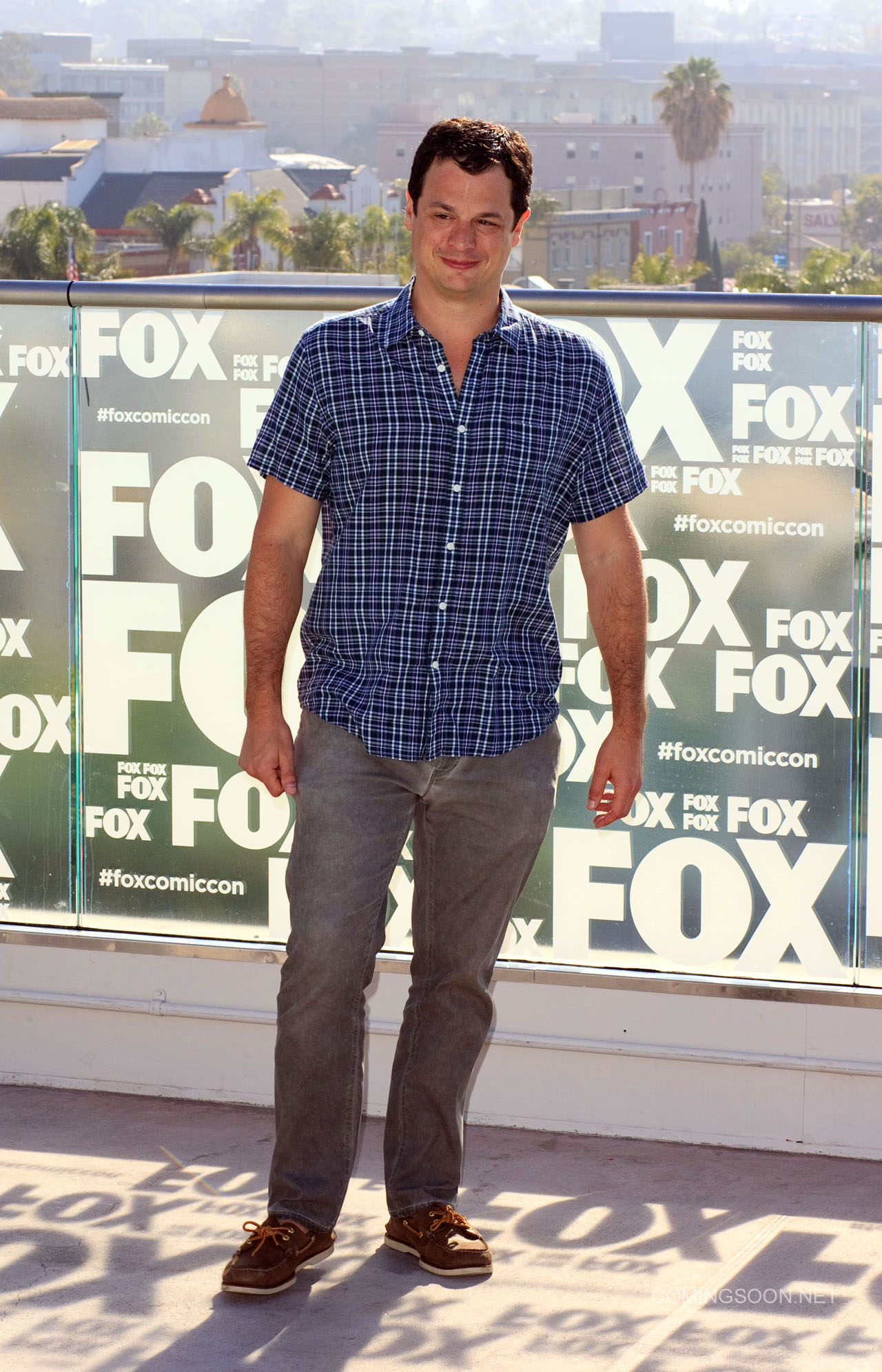 Fox Comic Con breakfast with the cast of Walking Dead and Outcast Featuring: David Alpert Where: San Diego, California, United States When: 22 Jul 2016 Credit: Tony Forte/WENN