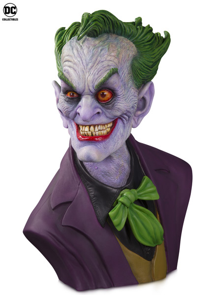 The Joker Bust by Rick Baker