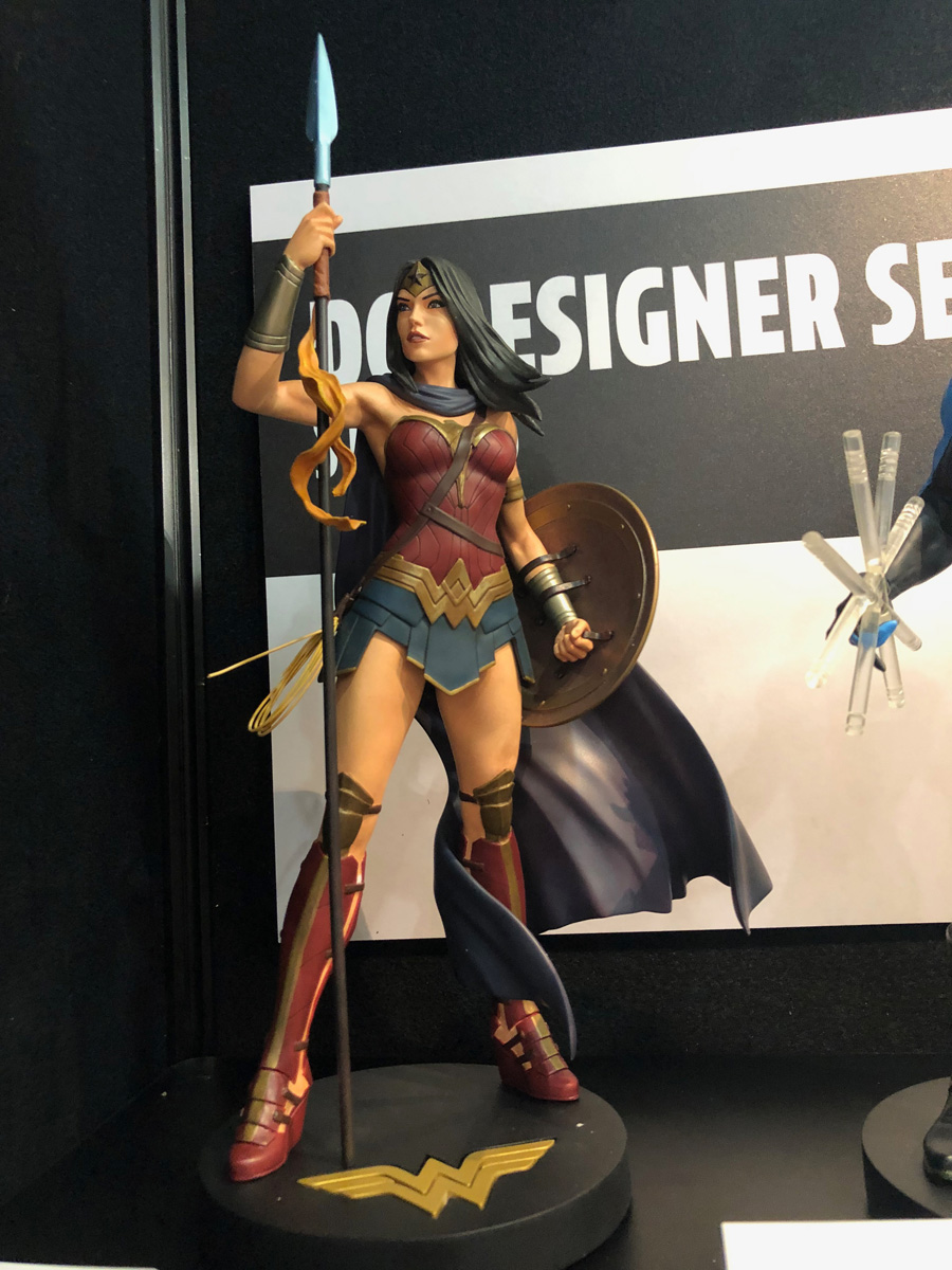 DC Collectibles Toy Fair 2019