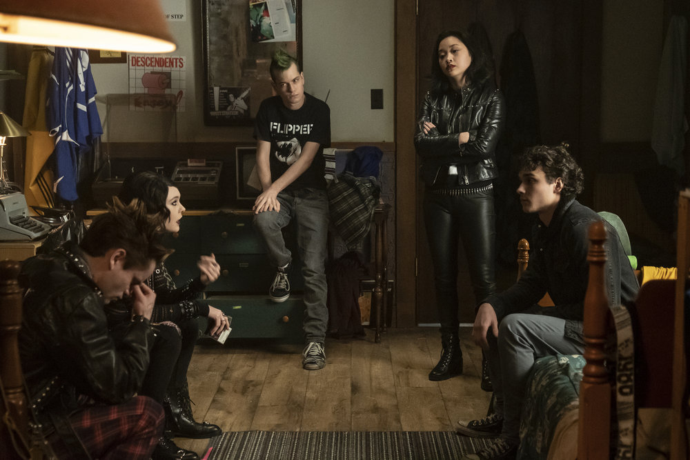 Deadly Class - Kids of the Black Hole