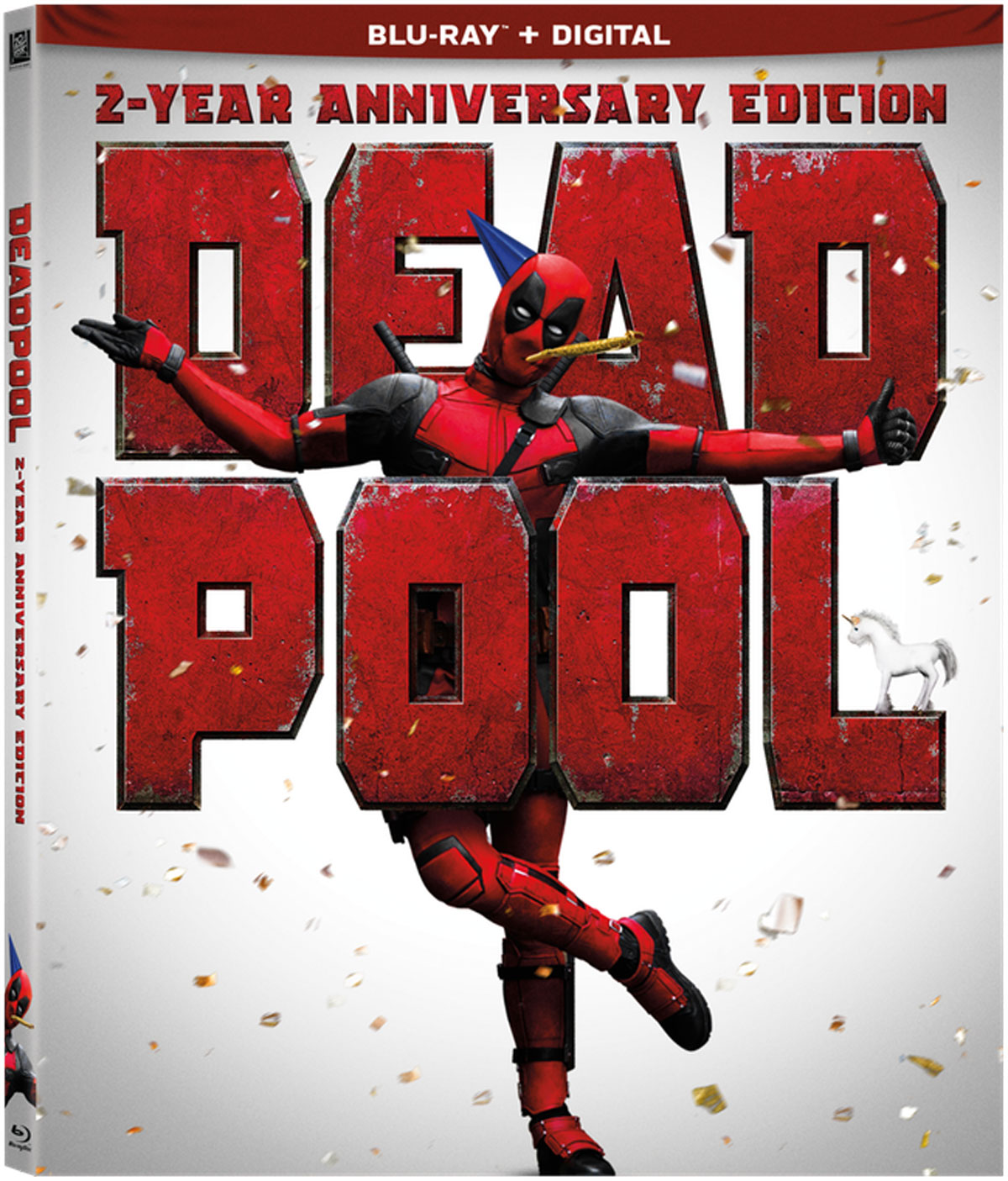 Deadpool 2-Year Anniversary Edition