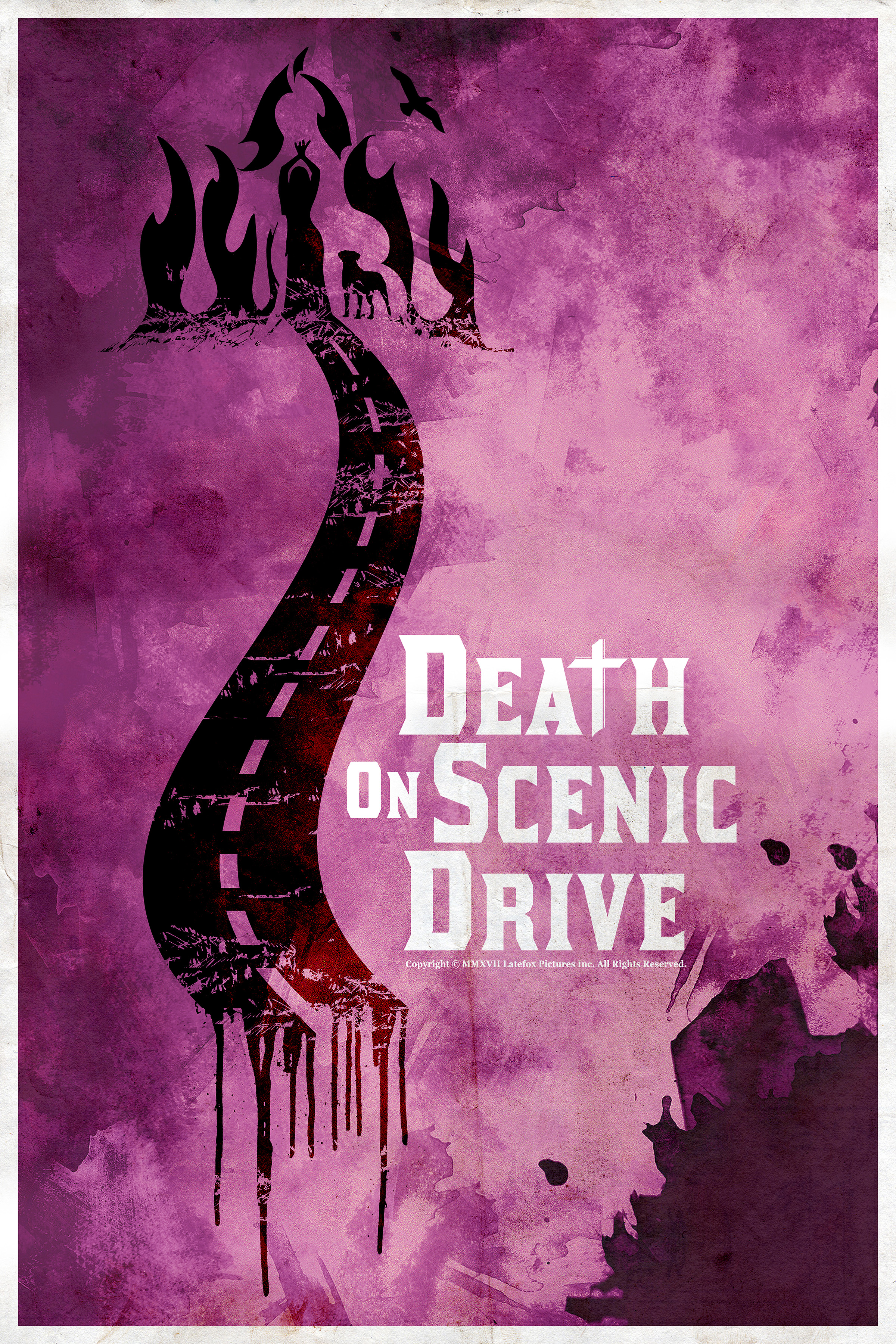death-on-scenic-drive-teaser-title-poster