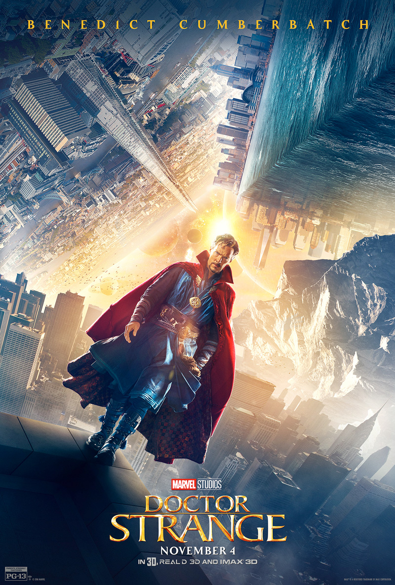 Image result for doctor strange poster