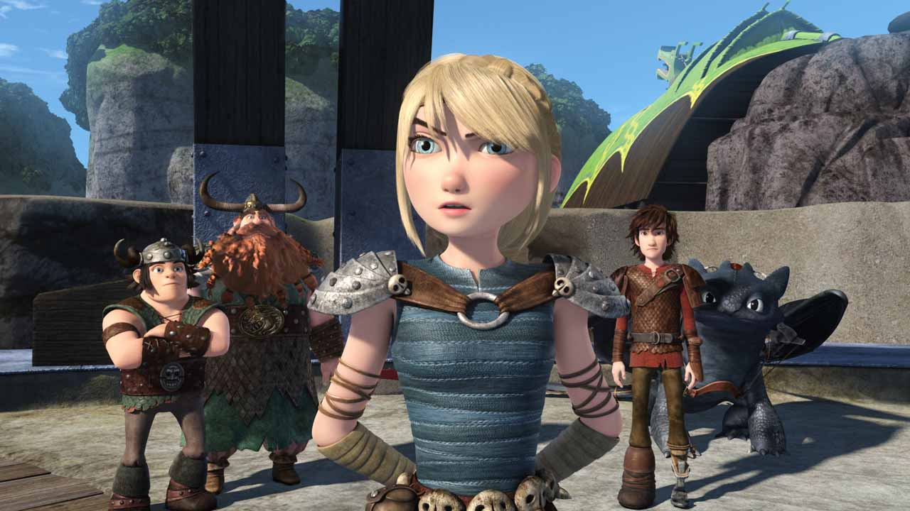 How To Train Your Dragon Race The Edge Episodes Solution For