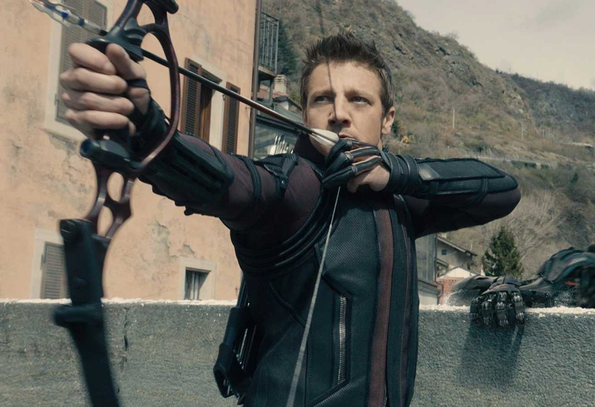 Hawkeye - Avengers: Age of Ultron (2015)