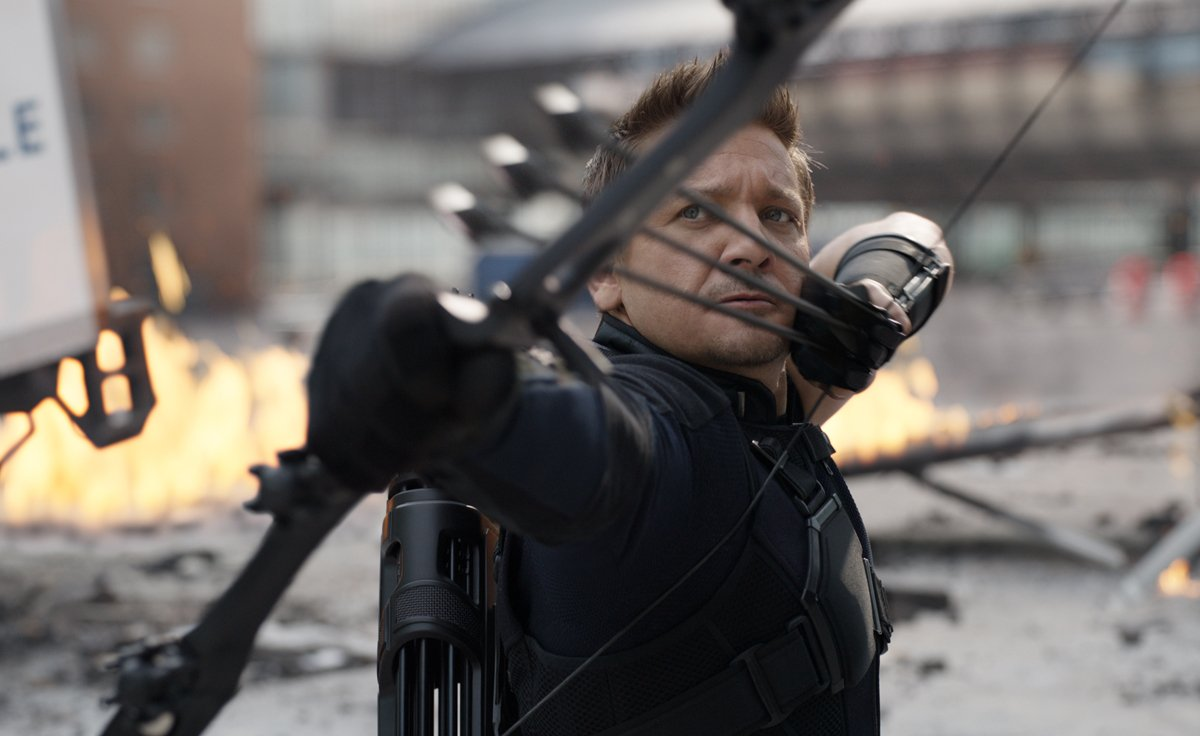 Hawkeye - Captain America: Civil War (2016)