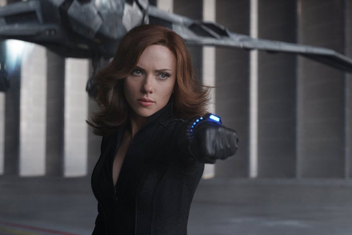 Black Widow - Captain America: Civil War (2016)