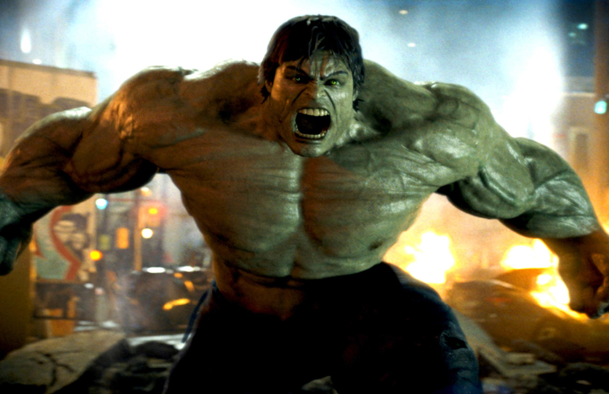 Hulk - The Incredible Hulk (2008)