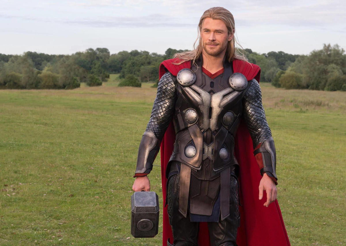 Thor - Avengers: Age of Ultron (2015)