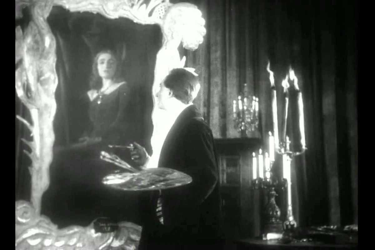 The Fall of the House of Usher (1928)