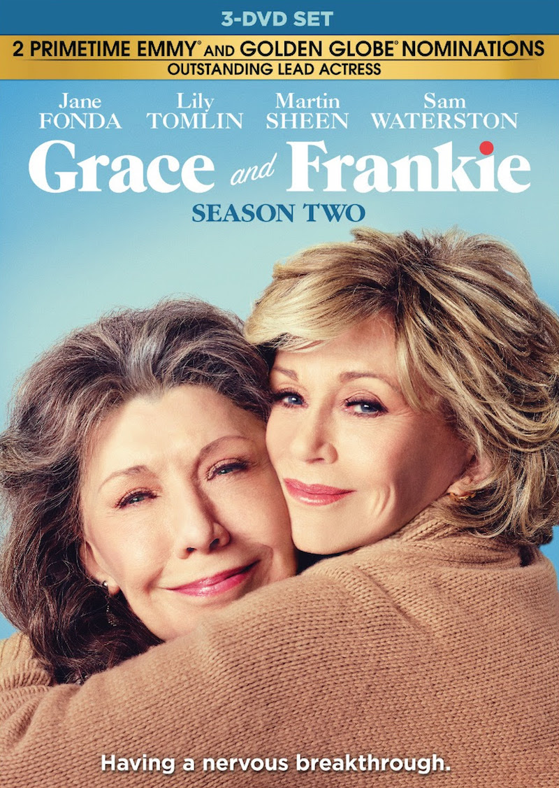 Grace and Frankie: Season Two