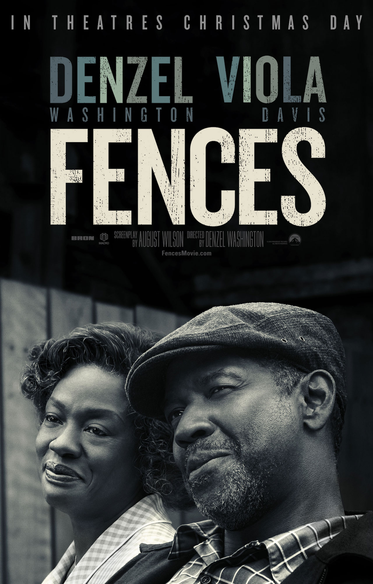Fences in pictures