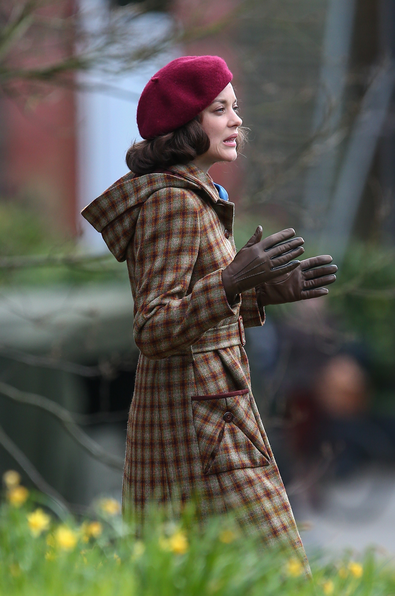 Allied Set Photos