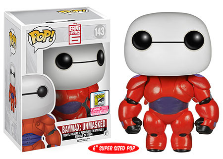 Pop! Disney: Big Hero 6 - 6