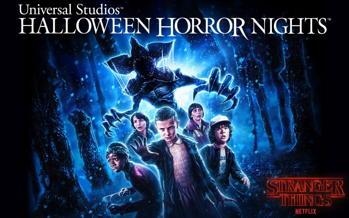 Stranger Things Halloween Horror Nights Maze First Look