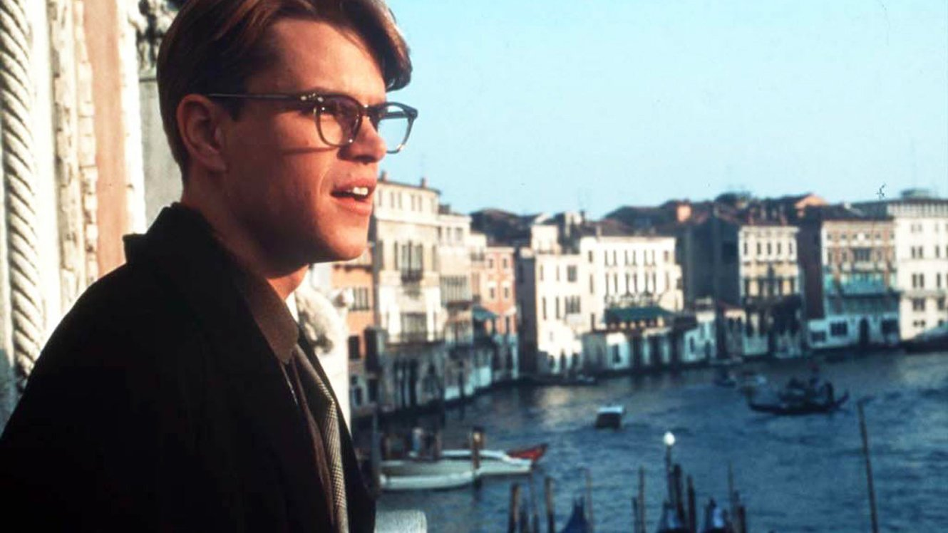 Tom Ripley in the Ripley films