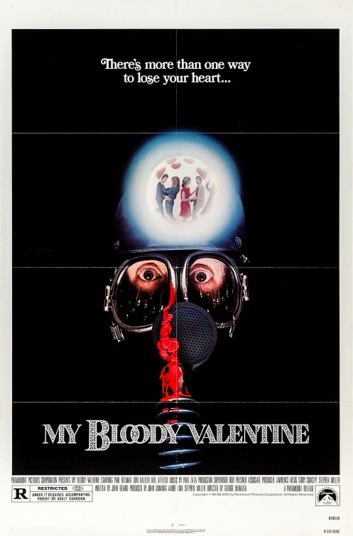 My Bloody Valentine One-Sheet
