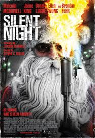 Silent Night One-Sheet