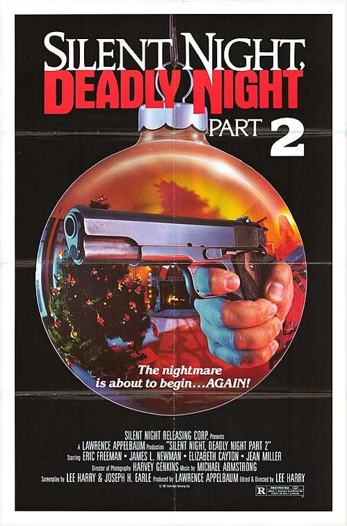 Silent Night, Deadly Night 2 One-Sheet