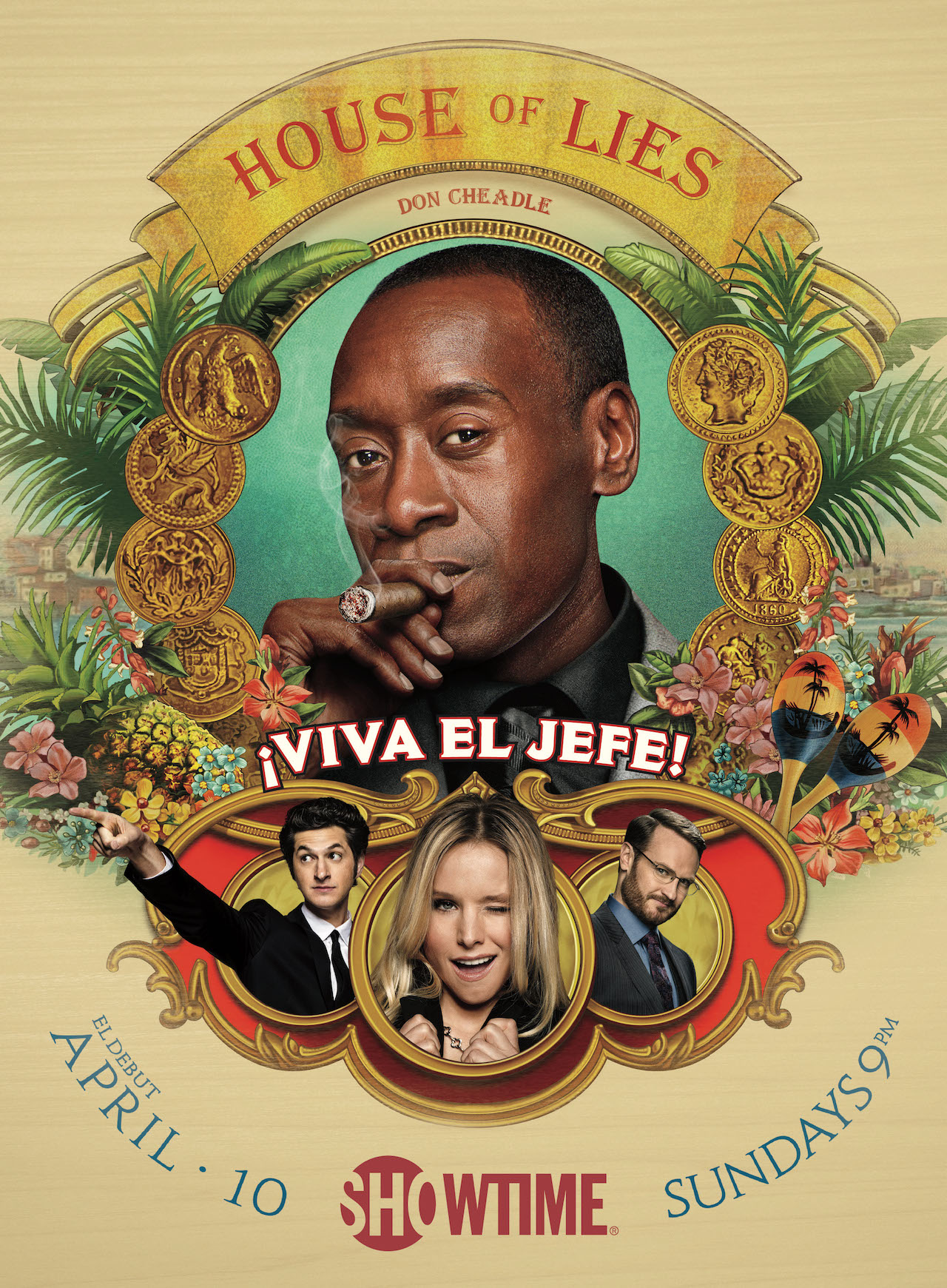 House of Lies Season 5