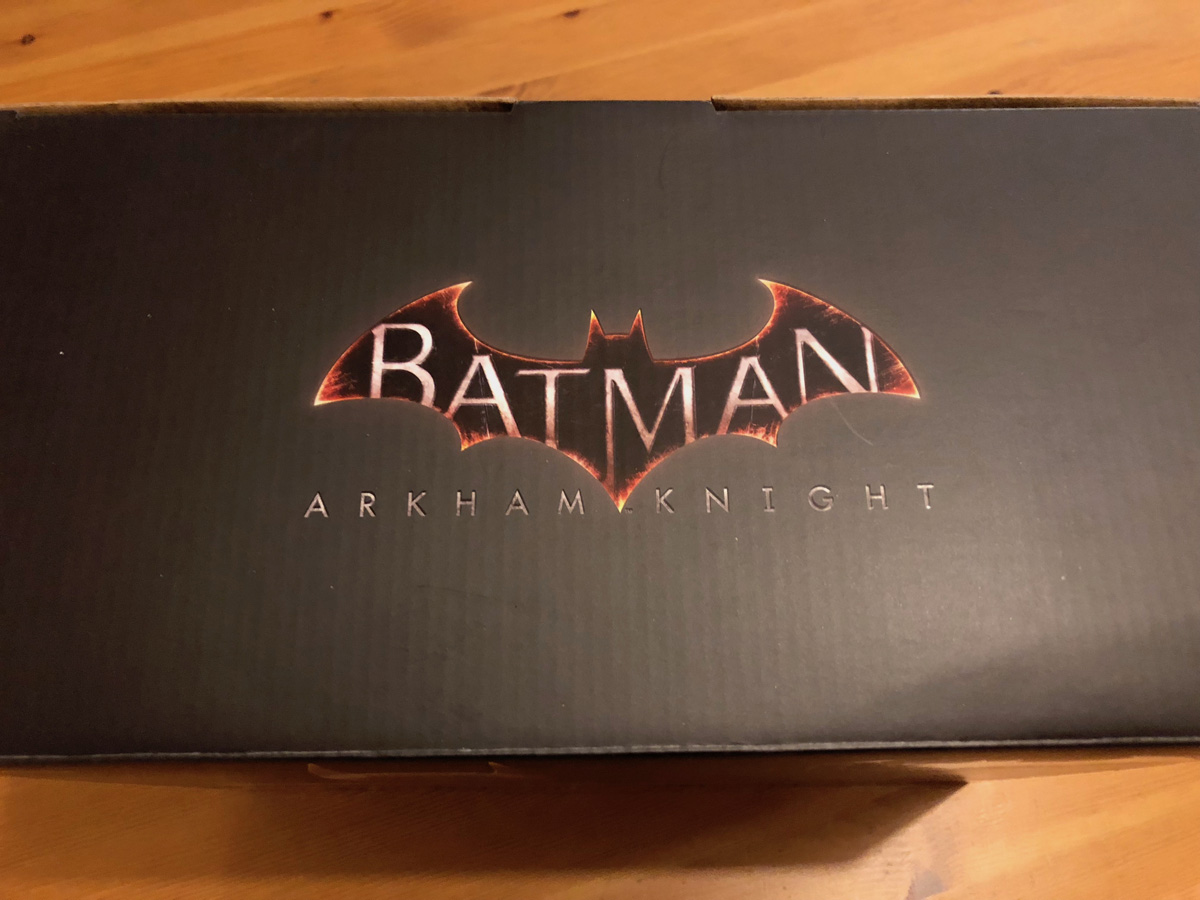 Batman Arkham Knight 89 Statue