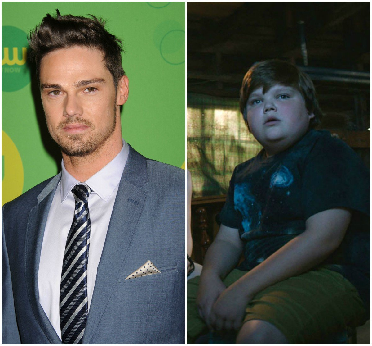 Jay Ryan as Ben Hanscom