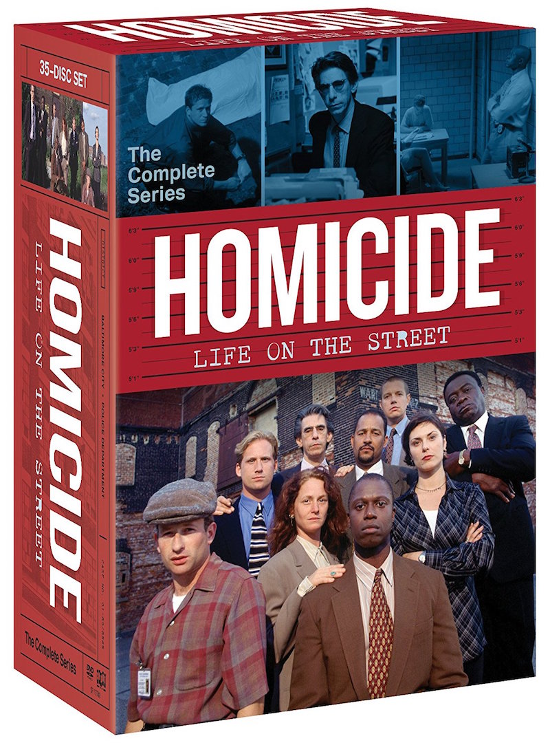 Homicide: Life on the Streets - The Complete Series