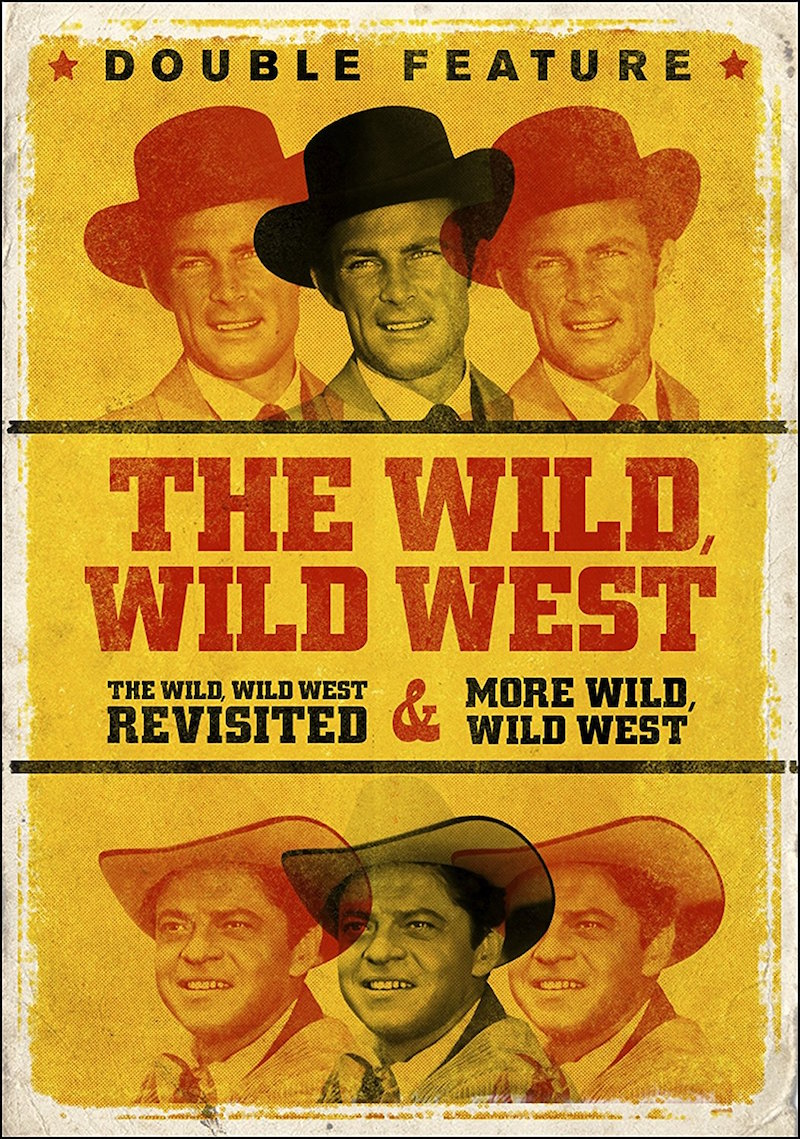 The Wild, Wild West Revisited and More Wild, Wild West